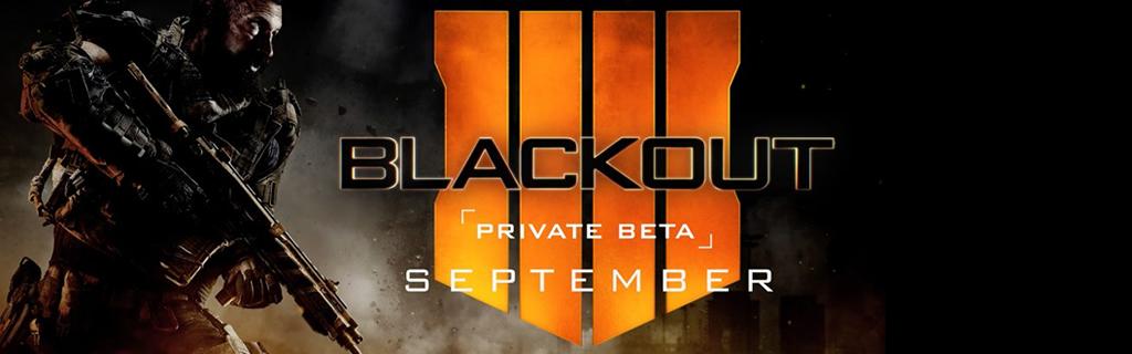 Call Of Duty Black Ops 4 Blackout Beta Keys für PC zu verschenken! (Update)
